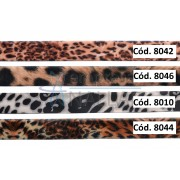 CINTAS DECORATIVAS ANIMAL PRINT (8 MODELOS)
