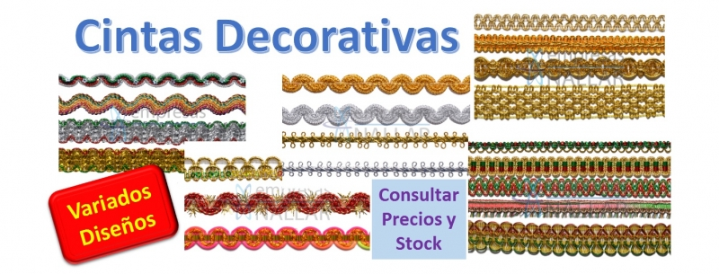 Cintas Decorativas
